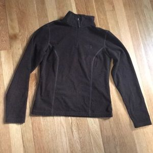 North Face - Fleece 1/4 Zip - XS